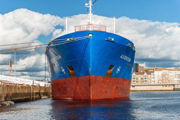 #shipping #ports #cargo #saintjohn @portsaintjohn