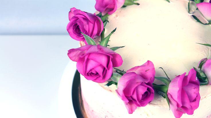 Orchideli Jak zrobić tort