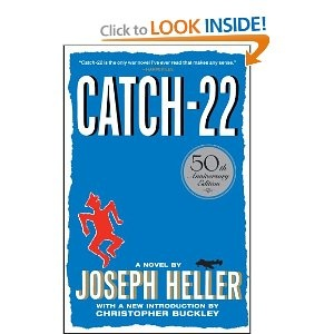 Catch 22 by Joseph Heller ($10): 50Th Anniversary, Reading, Catch 22, Joseph Heller, Anniversaries Editing, Books Worth, 50Th Anniversaries, Favorite Books, Catch22