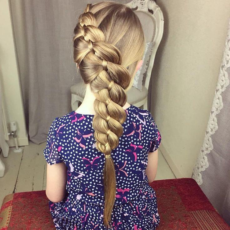 Haz estos bonitos peinados para tus niñas: te decimos cómo