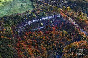 Photograph - Dundas Peak, Dundas, Ontario by Urbanmoon Photography