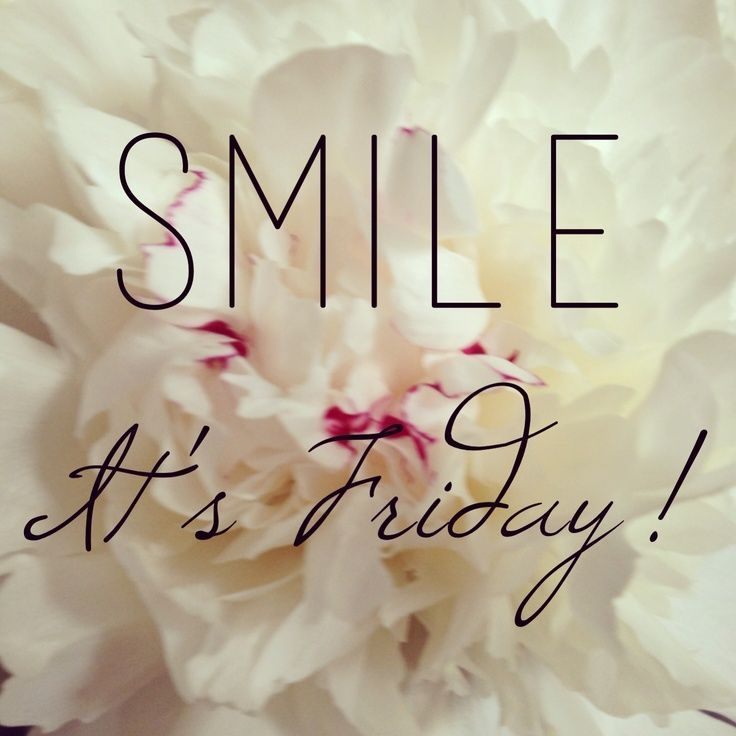 #TGIF #HappyFriday #Friday