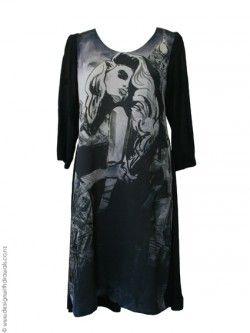 Femme Fatale Dress | Design Withdrawals