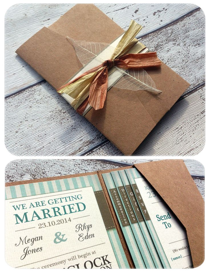 19 best Wedding Invitations images on Pinterest | Bride, The bride ...