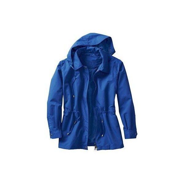 Plus Size Waterproof Anorak Rain Jacket (€150) ❤ liked on Polyvore featuring plus size fashion, plus size clothing, plus size outerwear, plus size jackets, lightweight jackets, anorak jackets, anorak rain jacket and womens plus size jackets