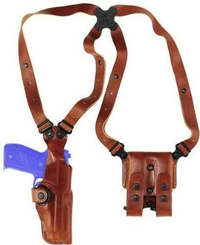 Galco Vertical Shoulder Holster System for S L FR 686 4-Inch (Tan, Ambi) by Galco. $159.96. Galco combined features from our Miami Classic with a traditional vertical shoulder holster to create a system that's perfect for the 21st century's first responders and military personnel.  Combat-proven in Iraq and Afghanistan, the VHS has been field tested over military uniforms and general hunting clothing with great success, and thousands are currently in use by Ameri...