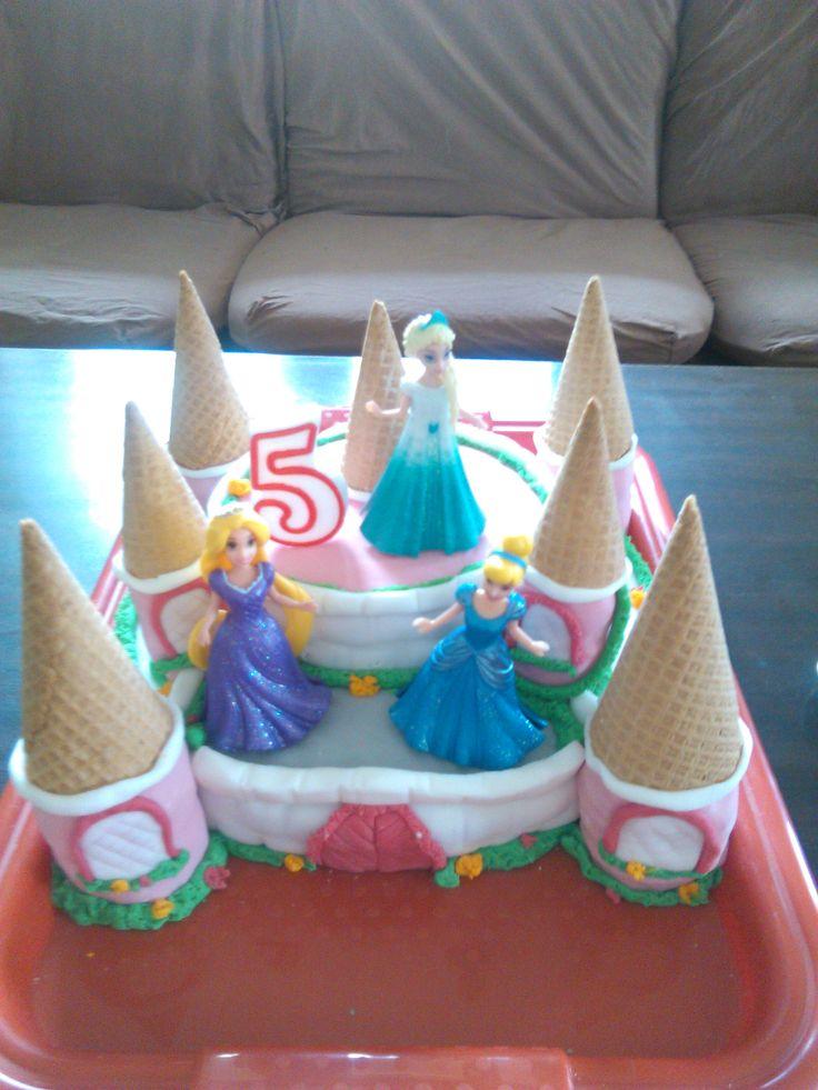 Dort pro mojí dceru k pátým narozeninám