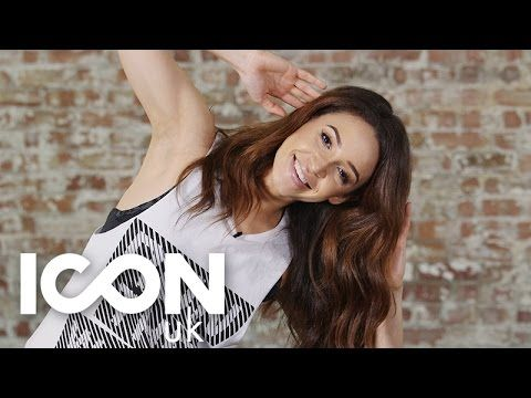 Workout: Quick and Easy Warm Up | Danielle Peazer - YouTube