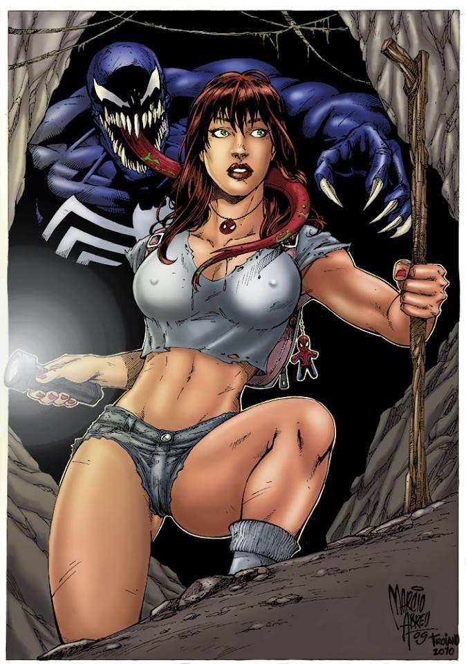 Marvel Comics Sexy Female Deadpool Costume Jumpsuit Womens Adult Superhero Xs