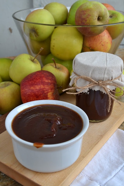 recipes, crafts & whimsies for spreading joy*: Overnight Apple Butter ...