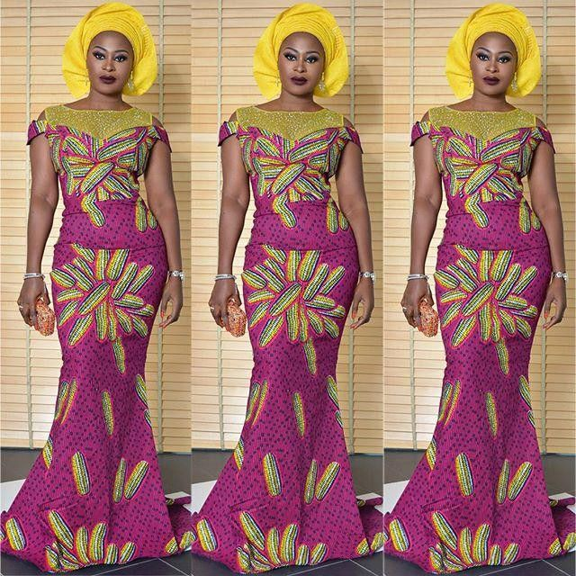 Glow In These Latest, Classy And Trendy Ankara Styles - Wedding Digest Naija