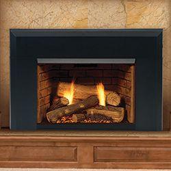 143 besten fireplace inserts bilder auf pinterest kamin einsa¤tze
