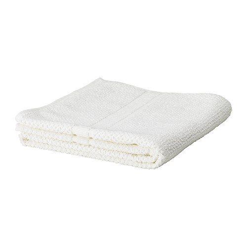 FRÄJEN Essuie-main IKEA - sdb garçons - Serviette éponge souple d'épaisseur moyenne. Haute capacité d'absorption (poids 500g/m2).