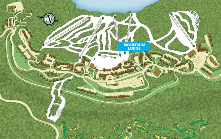 Snowshoe Mountain Ski Resort - Official Website - Snowshoe, West Virginia - Lodging