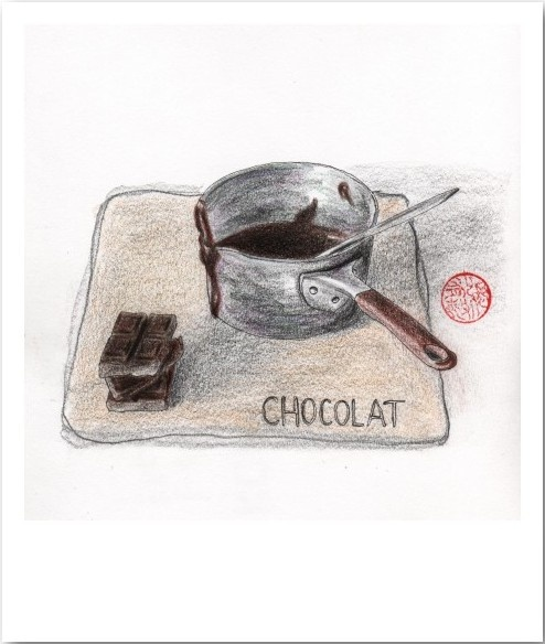 Chocolat by Ming_à_Paris, via Flickr