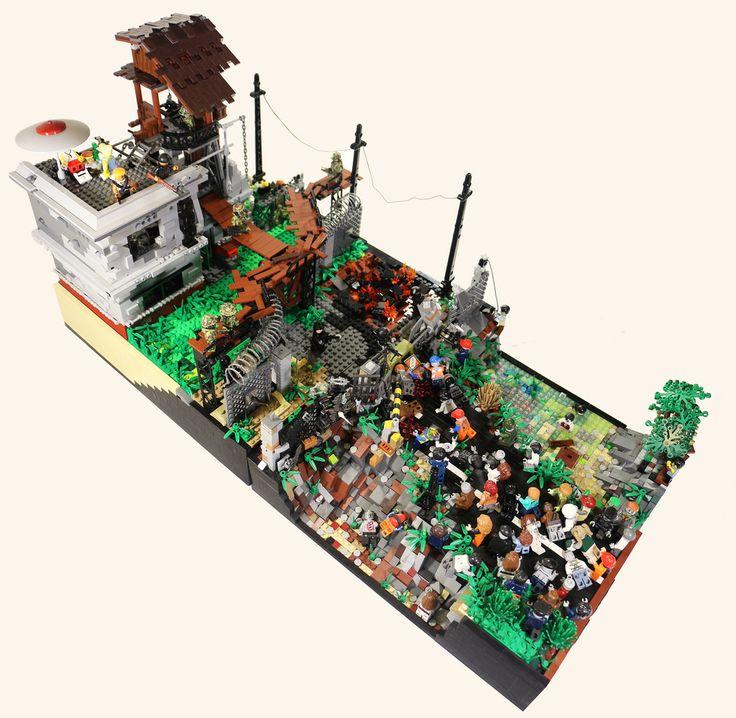 LEGO Zombie Outbreak