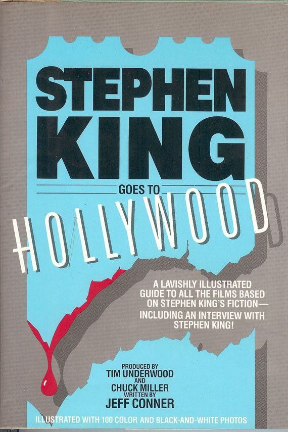 an analysis of the concept of the work by stephen king on horror literature Edgar allan poe was noted for his gothic edgar allan poe analysis edgar allan science fiction writer h p lovecraft and horror author stephen king.