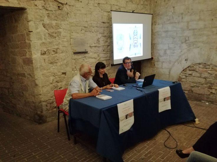 Assisi, un salto indietro nel tempo con la presentazione del libro La volta pinta. Un incontro volto a riscoprire insieme i luoghi minori della città impregnati di arte e storia