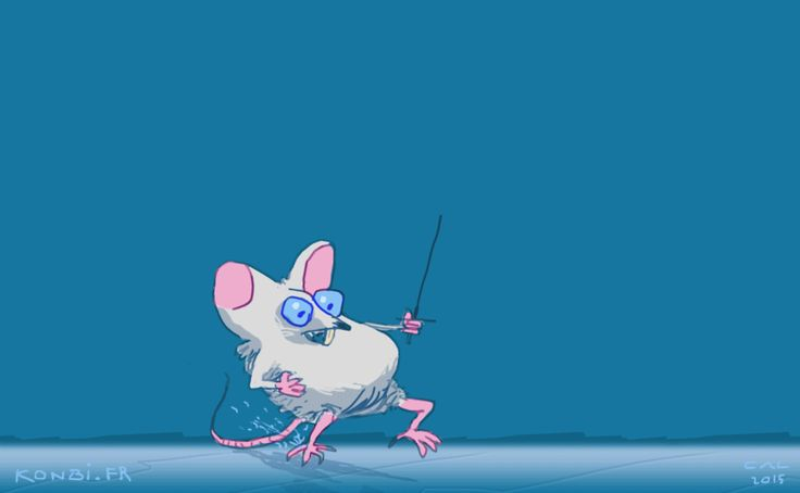 """Game is Life"" Konbi studio animated #GIF #mouse #rat #escrime #fencing"