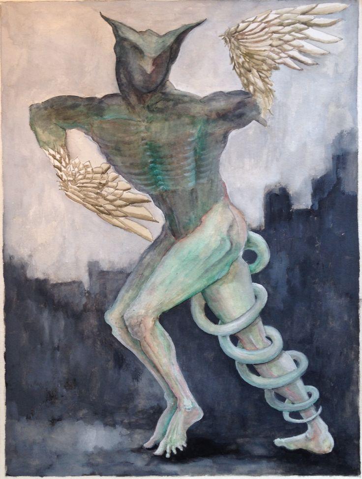 Three Legged Devil - Adam Rishede