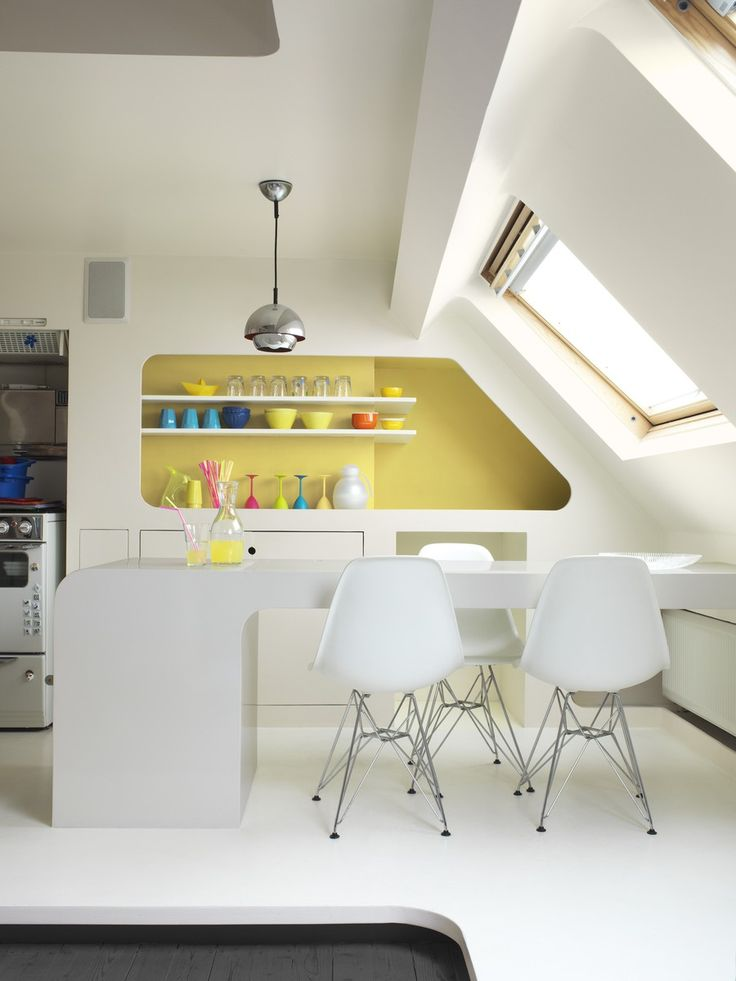13 best Futuristic colors Futuristisch interieur images on - küchenmöbel günstig online kaufen