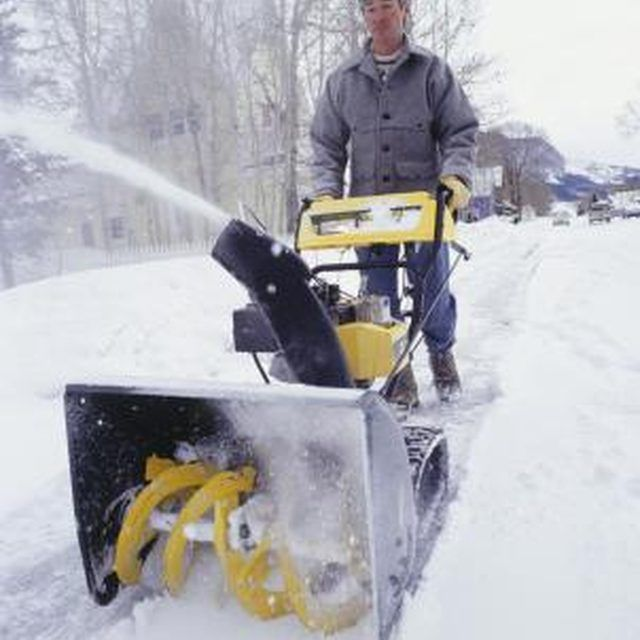 How To Adjust A Snowblower Chute Cable Cable Raising