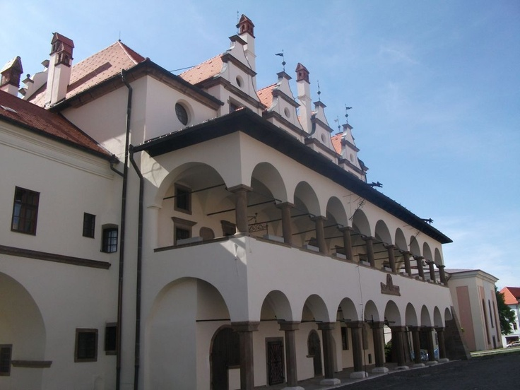 Old Town Hall, Levoca  http://www.centraleasteurope.com/slovakia/levoca.htm