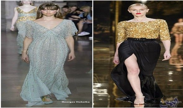 تعر في على أفضل الأزياء المناسبة لصاحبات الجسم بشكل الإجاصة