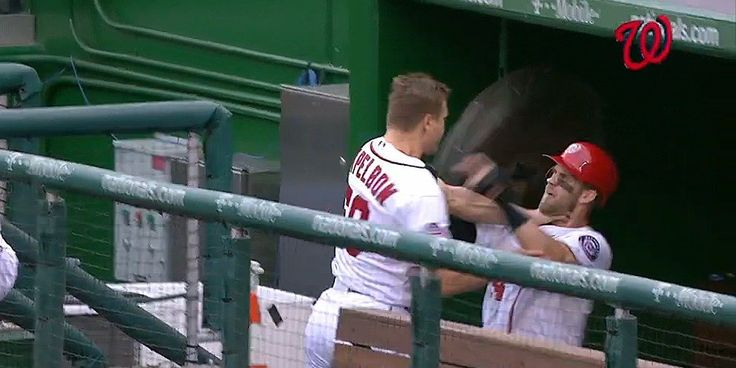 Nationals pitcher Jonathan Papelbon suspended for remainder of season for #BryceHarper, #JerryDipoto