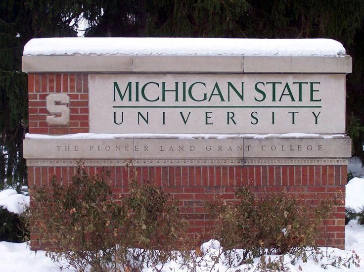Michigan State University, East Lansing, Michigan