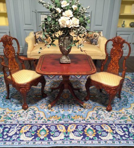 Miniature-Artisan-Signed-John-Hodgson-Queen-Anne-Chairs-Set-Of-2