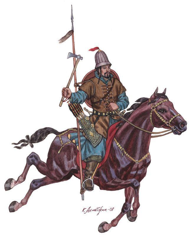 Oghuz Cavalry