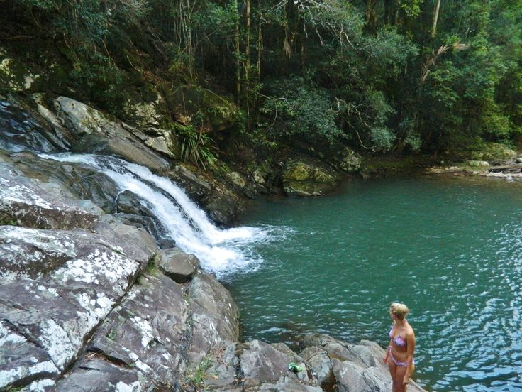 Cougal Cascades (Currumbin)