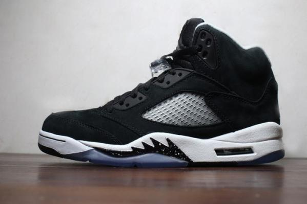 performance sportswear pretty nice stable quality Mens Shoes Nike Air Jordan 5 Retro Oreo 136027 035 | Air jordans ...