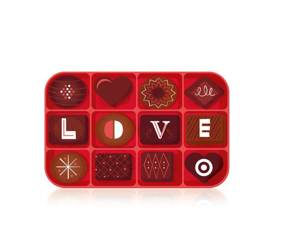 Target Valentine's Day giftcard | Flickr - Photo Sharing!