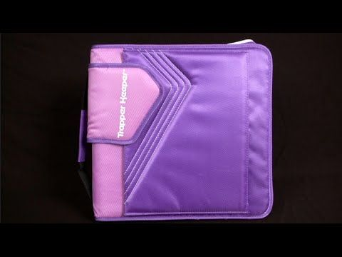 Trapper Keeper 2-inch Binder from Mead