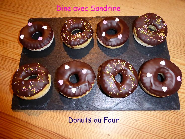 Des Donuts au Four