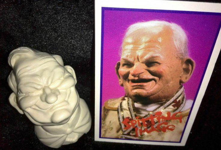 Vintage Pope John Paul 2nd Spitting Image Figure~Vintage Spitting Image Piece~1980's~ RARE by BeautifulVintageBits on Etsy