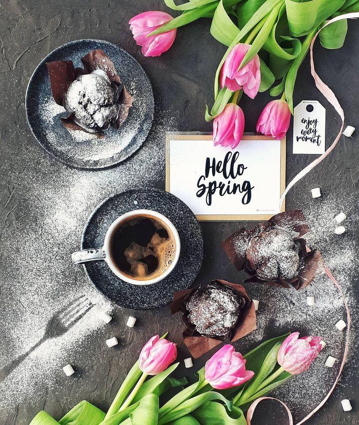 Hello spring! Думаю, у каждого мелькнула, не один десяток раз в ленте, мысль о том, что пришла весна, а за окном мороз и все в снегу, что…
