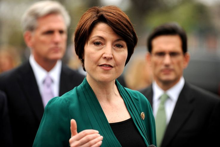 Cathy McMorris Rodgers (R-WA) delivers remarks during a press conference, March 21, 2012 on Capitol Hill in Washington, D.C.