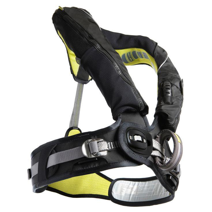 Spinlock Deckvest 5D Pro Sensor Automatic Inflatable Lifejacket.