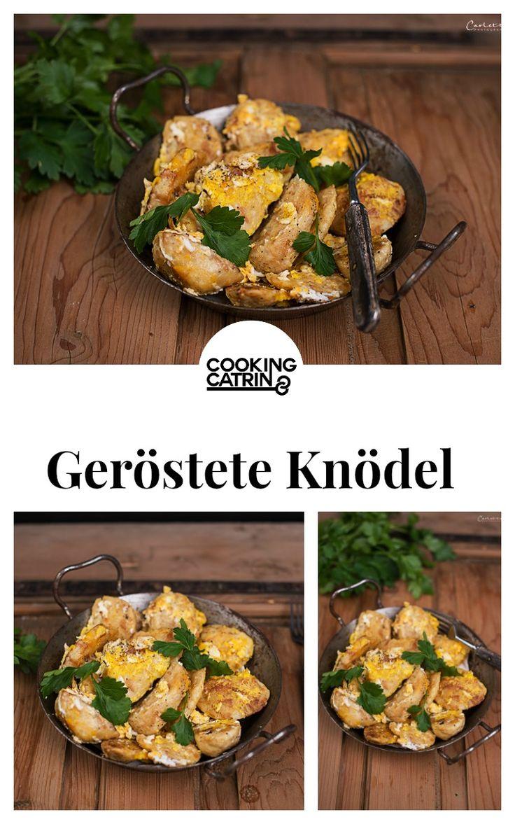 Geröstete Knödel, Knödel Rezept, Knödel, Traditionsrezept, Rezept aus Österreich, traditionell, roasted dumplings, dumplings recipe, dumplings, austrian recipe, traditional recipe, traditional...http://www.cookingcatrin.at/geroestete-knoedel/