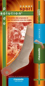 Chaussettes Randonnée : Podosolution - Chaussettes de protection Paramedicales à Romilly sur Seine