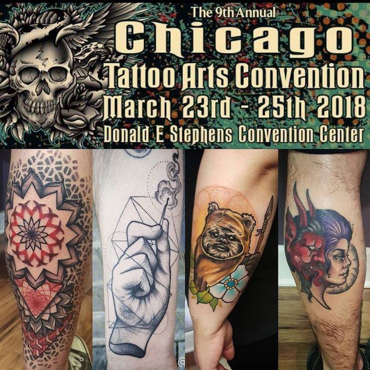 Hey folks ima be working at the Chicago convention this year or getting more tattoos all weekend ithor way stop by an say hi! If you would like to get something rad from me at this event please email becky.rudolph.art@gmail.com for availability!!