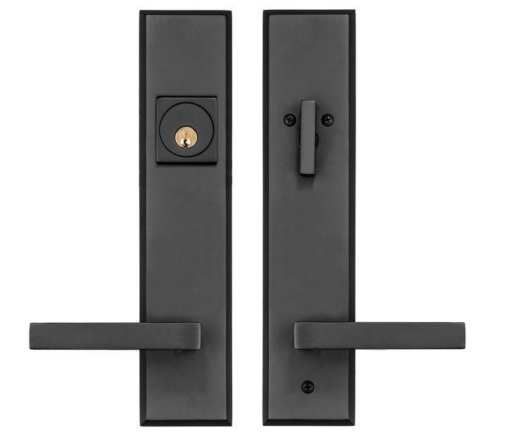 Pin By Lizbeth Penrod On Diy In 2021 Front Door Hardware Door Handles Black Door Handles