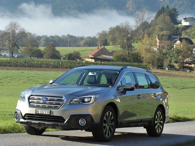 Fahrbericht: Subaru Outback 2015 2.0 D Automatik (CVT)
