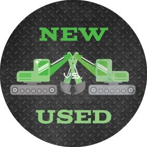 New Vs. Used | Benefits of Buying Used Construction Equipment
