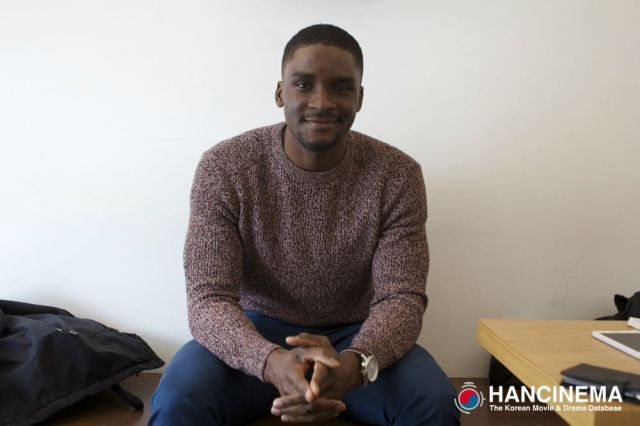 [HanCinema's Exclusive Interview] Sam Okyere @ HanCinema :: The Korean Movie and Drama Database
