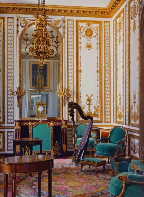 258 Best Images About Versailles Interiors On Pinterest