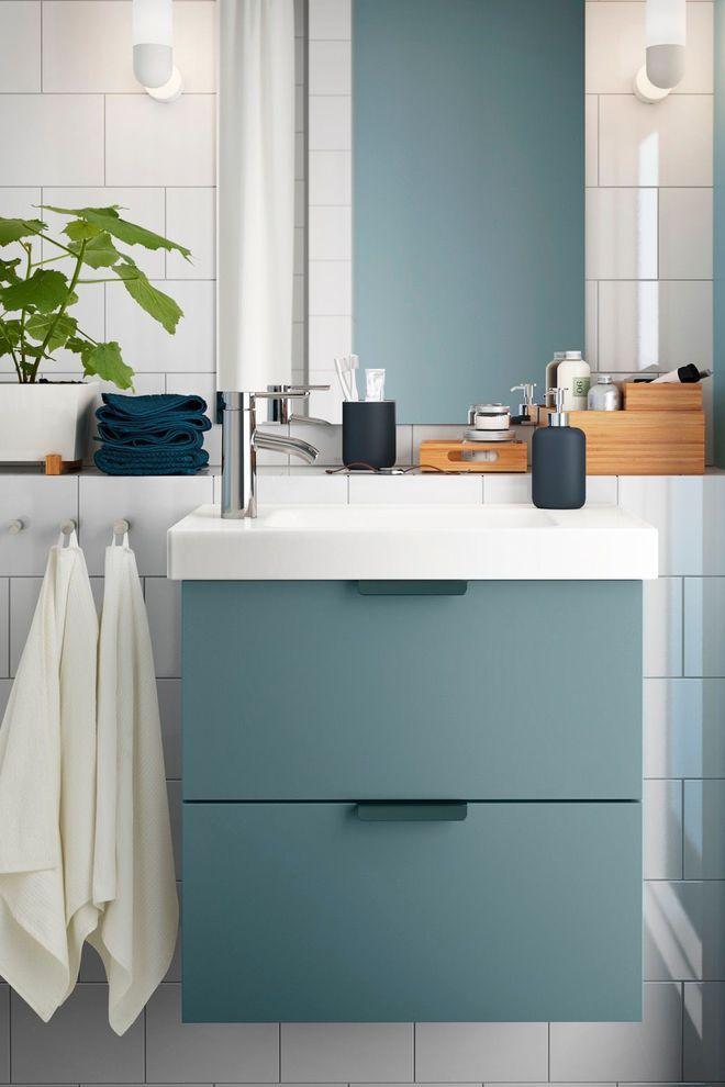 25 best ideas about salle de bain turquoise sur pinterest chantillons de - Meuble de salle de bain turquoise ...